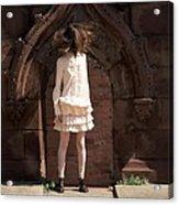 Girl Acrylic Print