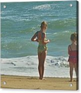 Girls Of Summer 2 10/13 Acrylic Print
