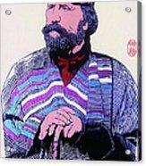 Giuseppe Garibaldi Acrylic Print