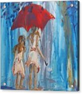 Give Me Shelter Acrylic Print
