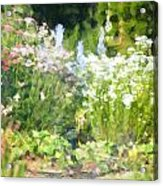 Giverny North Number Three Acrylic Print