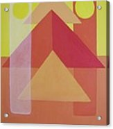Giza Acrylic Print