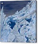 Glacial Blue Acrylic Print