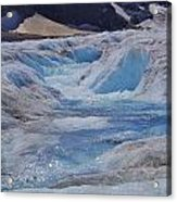 Glacial Meltwater 2 Acrylic Print
