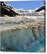 Glacial Meltwater 3 Acrylic Print