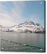 Glacial Sky Acrylic Print
