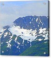 Glacier 1 Acrylic Print