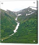 Glacier 14 Acrylic Print