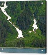 Glacier 16 Acrylic Print