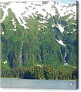 Glacier 7 Acrylic Print