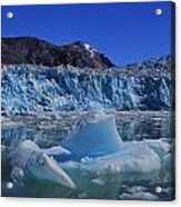 Glacier And Ice Acrylic Print