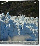 Glacier Calving Acrylic Print