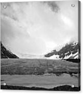 Glacier Field Acrylic Print