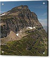 Glacier National Park Panorama Acrylic Print
