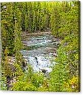Glacier National Park Splendor Acrylic Print