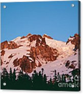 Glacier Peak At Kennedy Ridge Acrylic Print