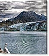 Glacier View Acrylic Print