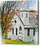 Glady Presbyterian 2 Acrylic Print