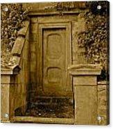 Glasgow Necropolis Monument Acrylic Print