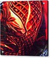 Glass Abstract 218 Acrylic Print