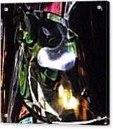 Glass Abstract 323 Acrylic Print