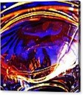 Glass Abstract 554 Acrylic Print