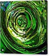 Glass Abstract 575 Acrylic Print