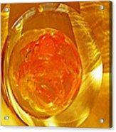 Glass Abstract 580 Acrylic Print