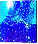 Glass Abstract 603 Acrylic Print