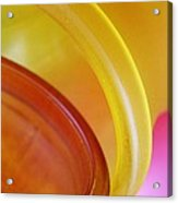 Glass Abstract 723 Acrylic Print