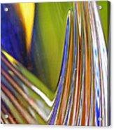 Glass Abstract 743 Acrylic Print