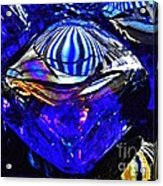 Glass Abstract 95 Acrylic Print