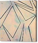 Glass And Sky 2 Acrylic Print