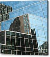 Glass Art Acrylic Print
