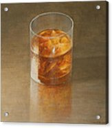 Glass Of Whisky 2010 Acrylic Print