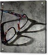 Glasses 1b Acrylic Print