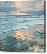 Glassy Beach Acrylic Print