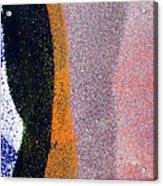 Glaze I Acrylic Print