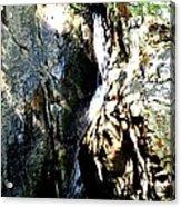 Glen Falls Acrylic Print