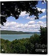 Glen Lake Michigan Acrylic Print