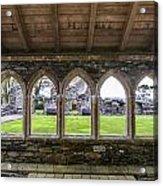 Glenluce Abbey - 4 Acrylic Print