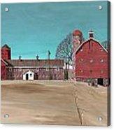Glidden Farm Acrylic Print