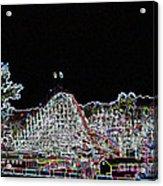 glo 248- Rollercoaster Acrylic Print