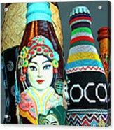 Global Cola Atlanta Ga Acrylic Print
