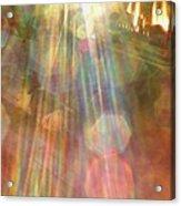 Gloria Catchin' Rays Acrylic Print
