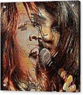 Gloria Gaynor  Acrylic Print