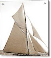 Gloriana, Corinthian Sweepstakes, Corinthian Yacht Club Acrylic Print