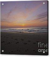 Glorious Morn Acrylic Print by Joe McCormack Jr