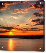 Glorious Rays Acrylic Print