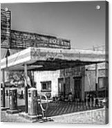 Glory Days Of Route 66 Acrylic Print